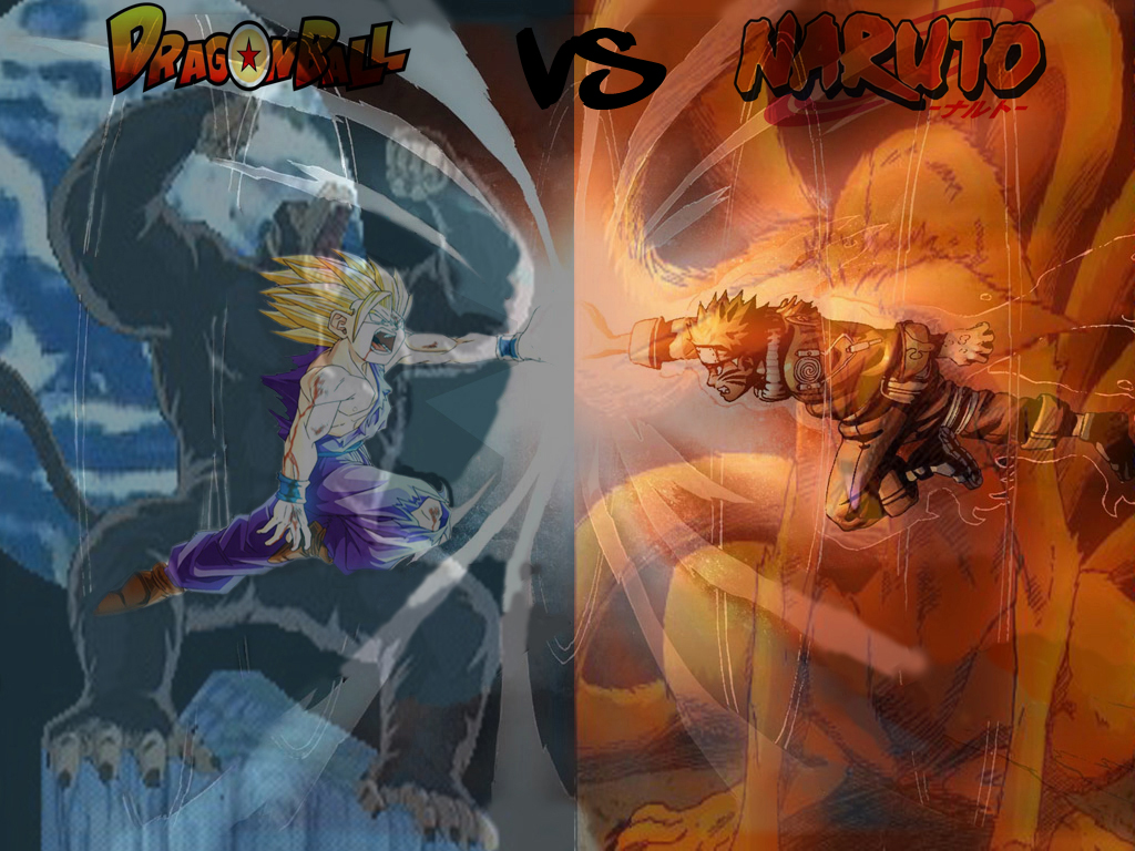 Naruto Vs Avatar Vs Dragon Ball Z Dragon ball vs naruto byNaruto Vs Avatar Vs Dragon Ball Z