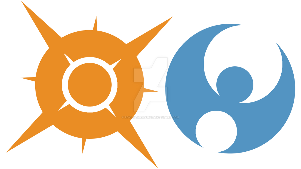 Pokemon Sun and Moon Symbols by RokudaimeMashu on DeviantArt
