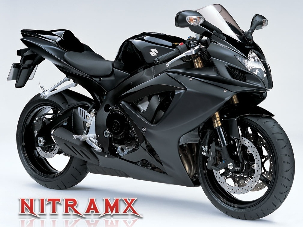 Suzuki GSXR 600  2009 by NitramX on DeviantArt