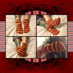 Iron Man Socks Part 2