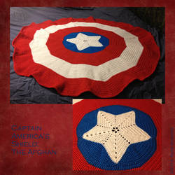 Afghan: Captain America's Shield