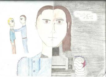 Bucky Barnes by Crystal-Saber
