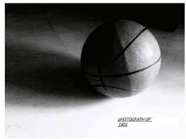 A basketball by 44mp