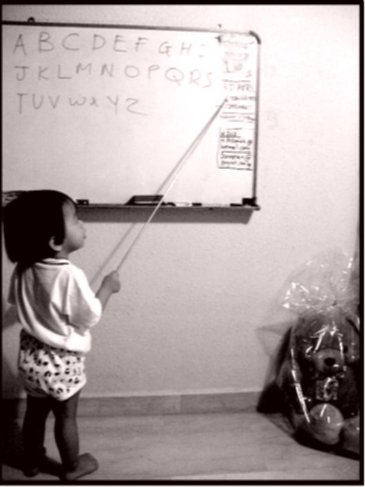 Baby teacher by 44mp