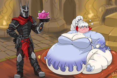 The Overlord's spoiled princess