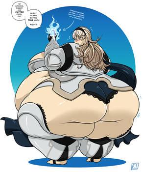 Corrin's butt