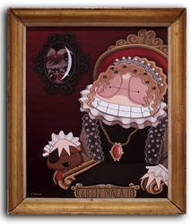Queen Mala II by isasi