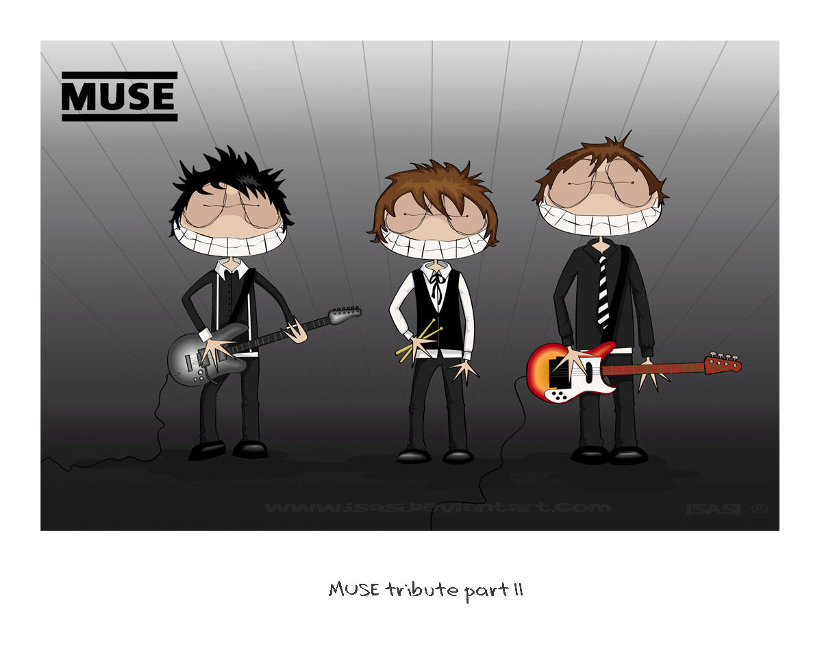 my tribute to MUSE, part II by isasi