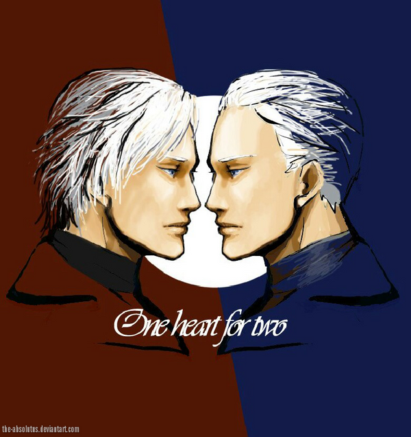 Crossover DMC2 and DmC: Devil May Cry by the-absolutus
