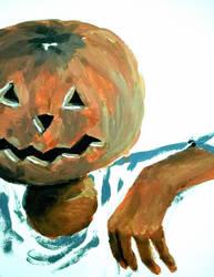 pumpkin by pressurized