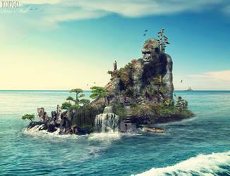 Kongo by PetarMali