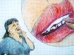 Giantess Mouth Play