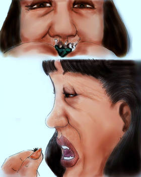 Hungry Giantess