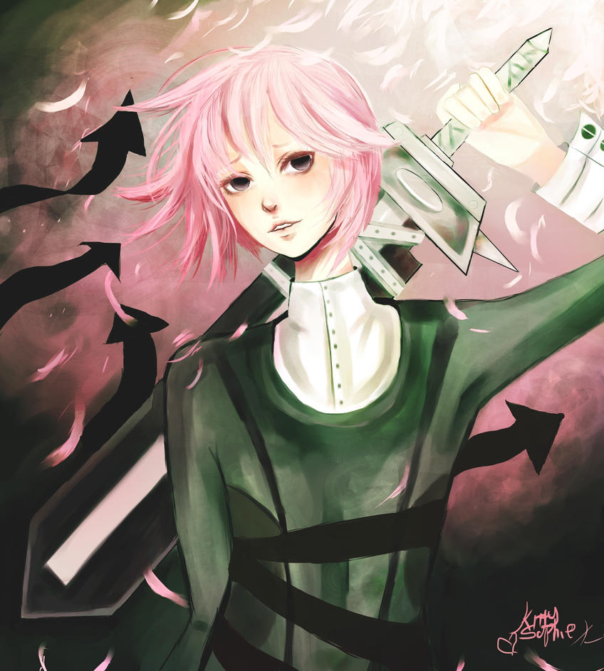 +Crona+ by kittysophie