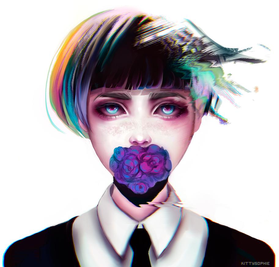 Flower boy by kittysophie