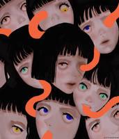 Eyesore by KITTYSOPHIE