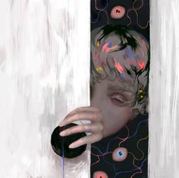 Peek by KITTYSOPHIE