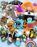 THE EPIC WORLD OF GUMBALL