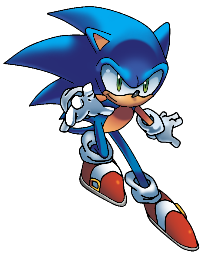 sonic the the hedgehog