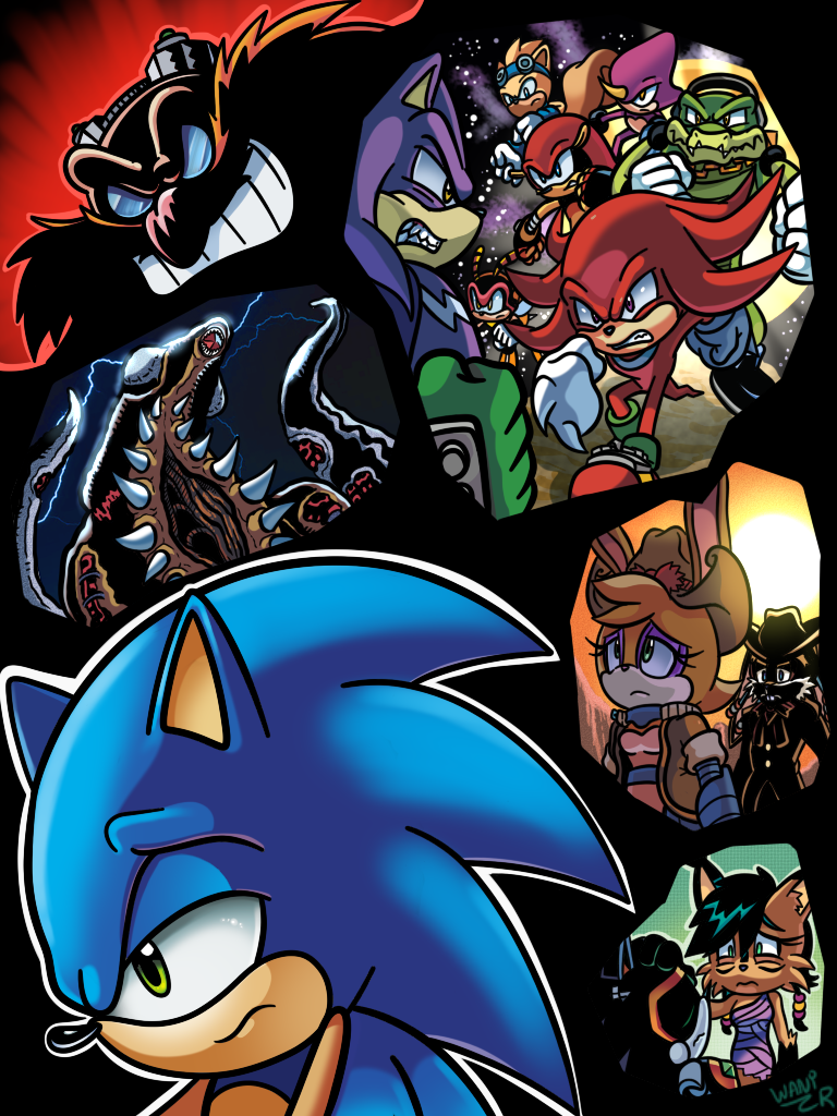 Lost Hedgehog Tales By Waniramirez On Deviantart