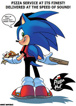Sonic and Pizza Hut
