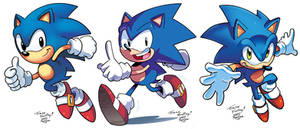 Three Times the SONIC by Yardley