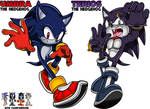 SONIC: Umbra and Terios