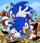 Toot Toot Sonic Warriors