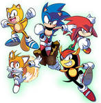 Sonic Mania Plus Ultra!