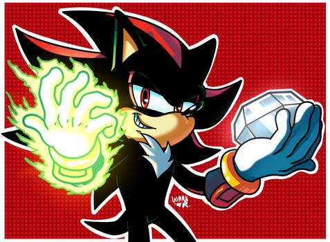 Shadow the Edgy Hedgie