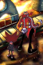 Archie Sonic Online - Eggman's Image by WaniRamirez