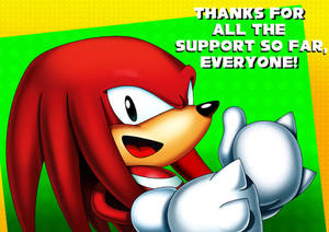 Knuckles Month 2019: DAY 10