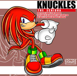 Knuckles Month 2019: DAY 8