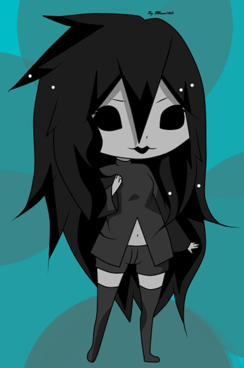 Jane the killer chibi by allison1205 on deviantart - Jane the killer anime ...