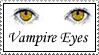 Vampire eyes... by spidermonkey-lol