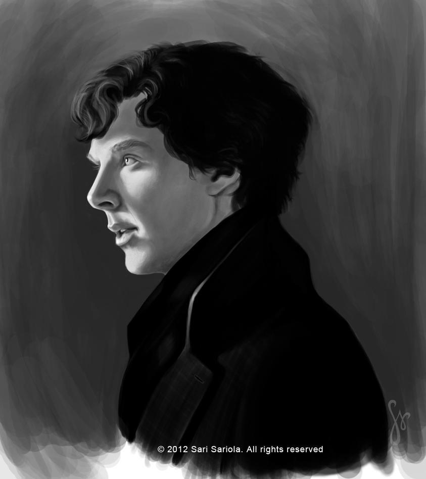 Sherlock by SariSariola
