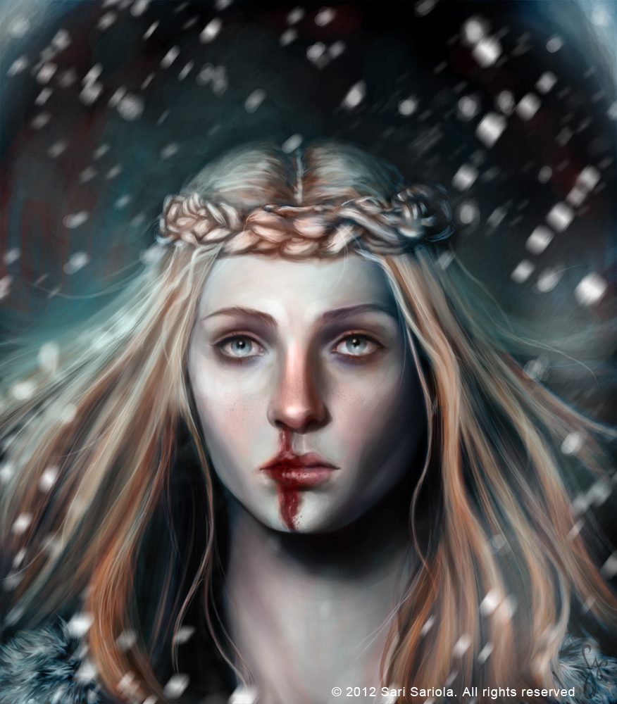 Sansa Stark by SariSariola