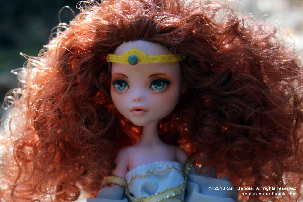 Merida by SariSariola