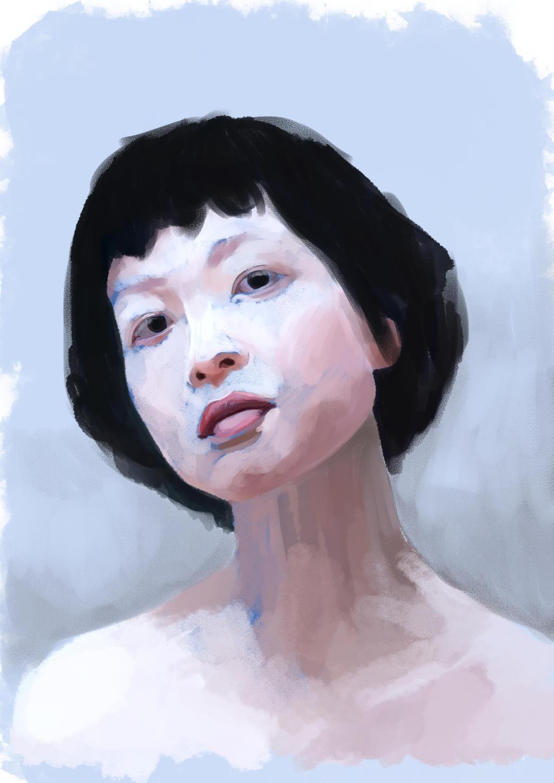 Portrait by SariSariola