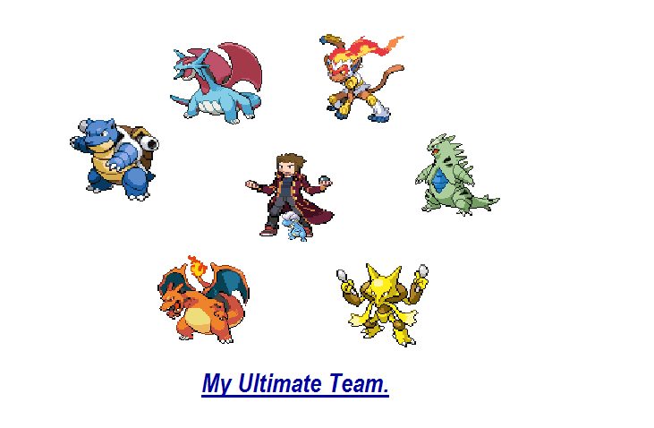 how to build a strong pokemon team