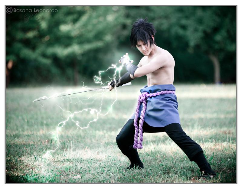 Realistic Chidori by Leox90