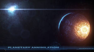 Planetary Annihilation by Equiliari