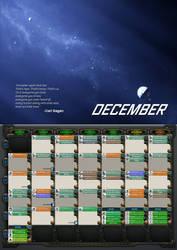 2020 calendar - December