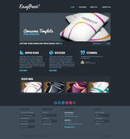 EasyPeazi! - Webdesign Template by SMHYLMZ