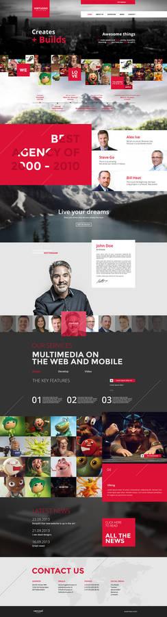 Virtuoso Studio - Unique Webdesign