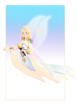 Oh! My goddess!