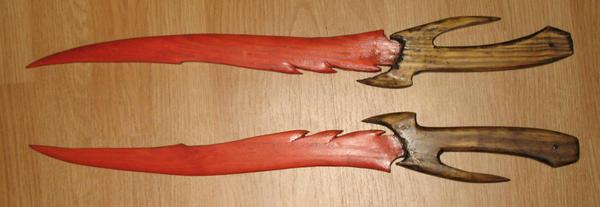 Wooden Swords by Kerosa on DeviantArt