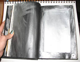 Decorated Book - Inside by Kerosa