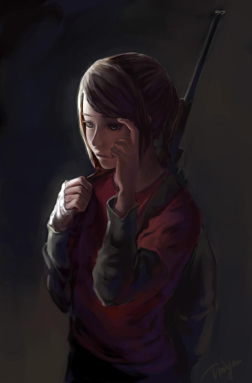 Ellie by Timoyan