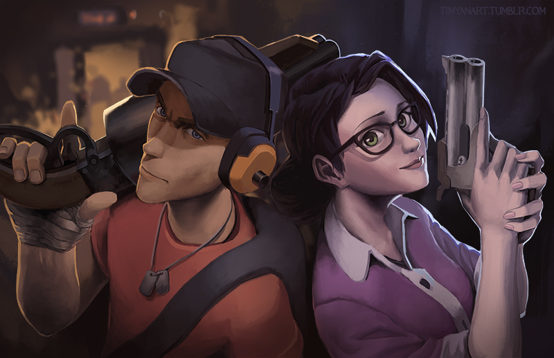 meet miss pauling and scout